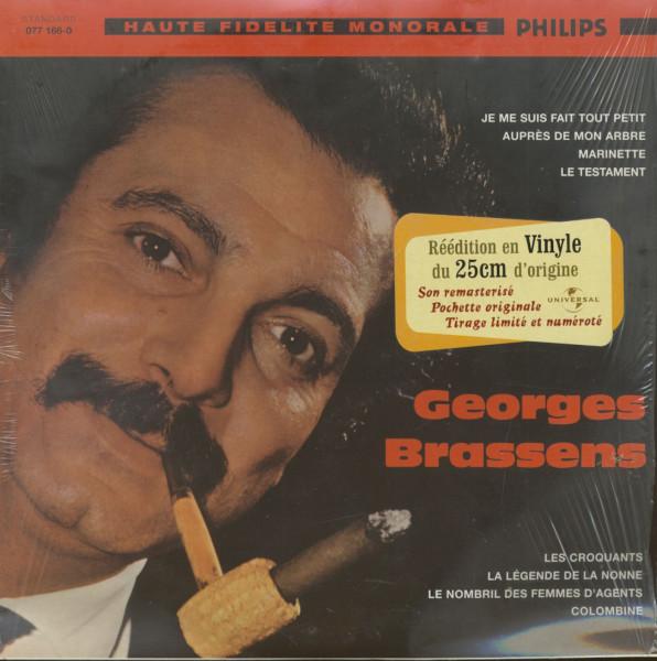 Georges Brassens (LP, 10inch)