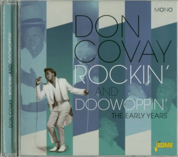 Rockin' And Doowoppin' - The Early Years