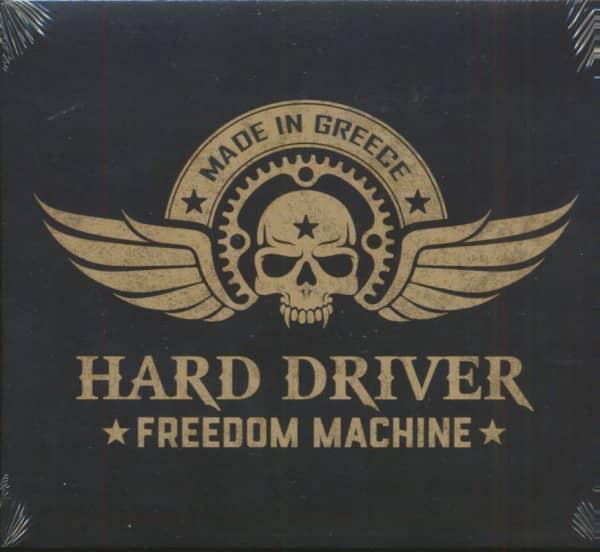 Freedom Machine (CD)