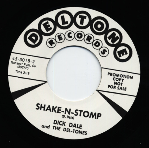 Skake-N-Stomp b-w Jungle Fever 7inch, 45rpm