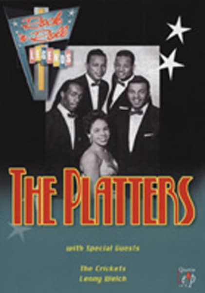 Platters & Friends Live (Rock & Roll Palace, Orlando, Florida)