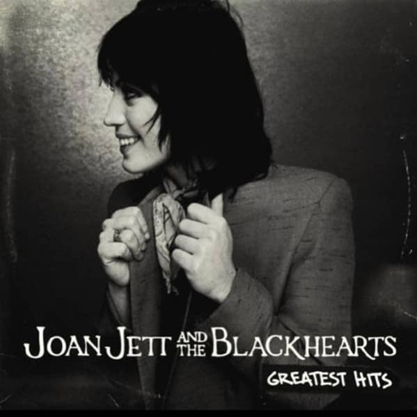 Jett, Joan & The Blackhearts Greatest Hits (2-LP)