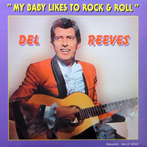 My Baby Likes To Rock & Roll (Vinyl LP)