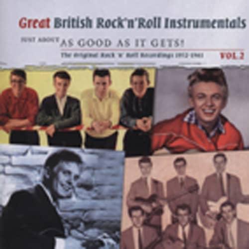 Va Vol.2, Great British Rock & Roll Intrumentals