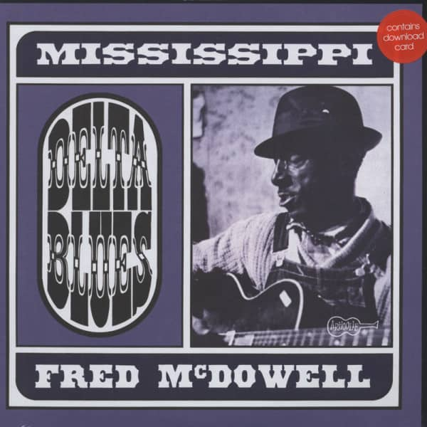 Mcdowell, Mississippi Fred Delta Blues