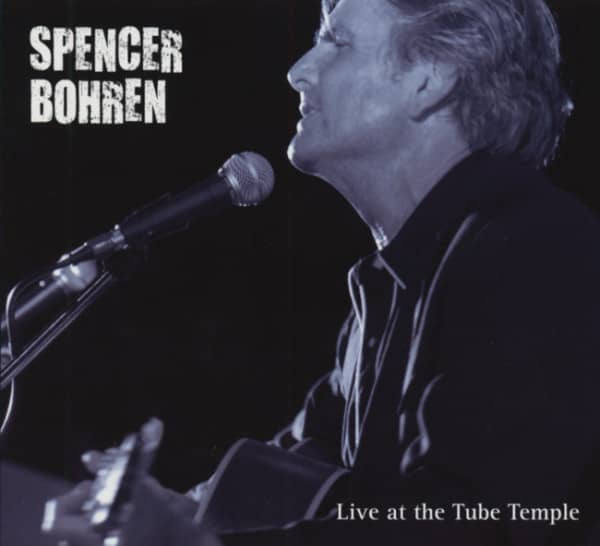 Bohren, Spencer Live At The Tube Temple