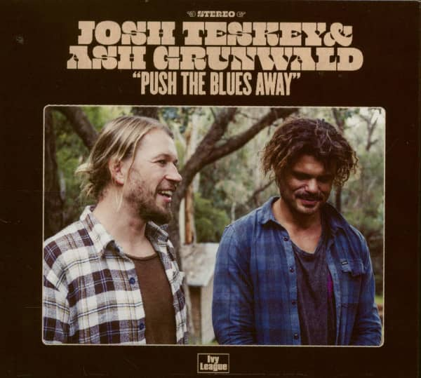 Push The Blues Away (CD)