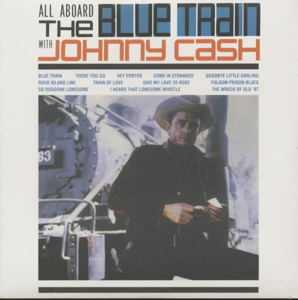 All Aboard The Blue Train (LP, 180g Vinyl)
