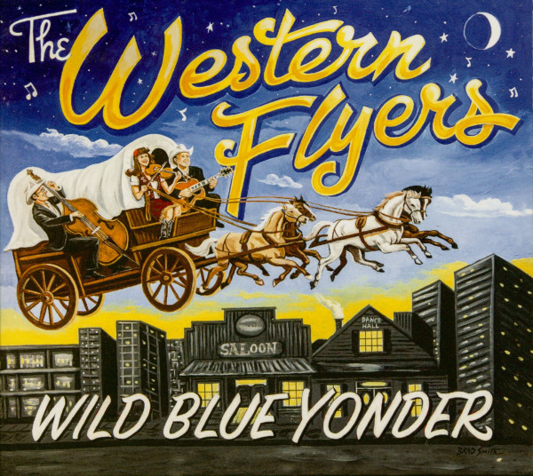 Wild Blue Yonder (CD)