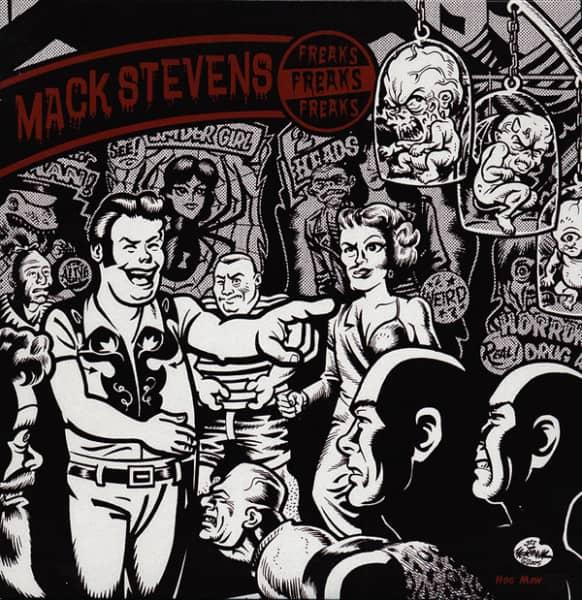 Freaks Freaks Freaks 7inch, 45rpm, EP, PS