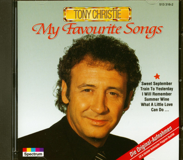 My Favourite Songs (CD)