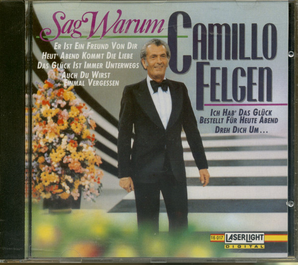 Sag warum (CD)