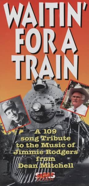 Mitchell, Dean Waitin' For A Train (4-CD Longbox)