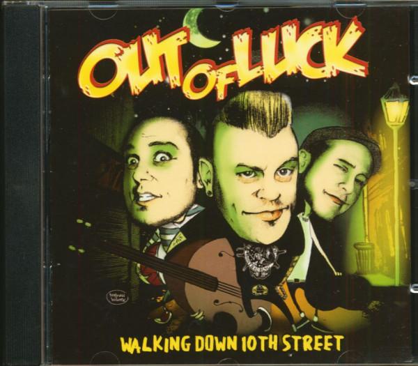 Walking Down 10th Street (CD)