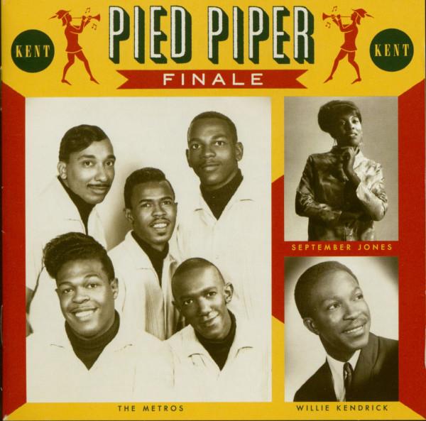 Pied Piper - Finale (CD)