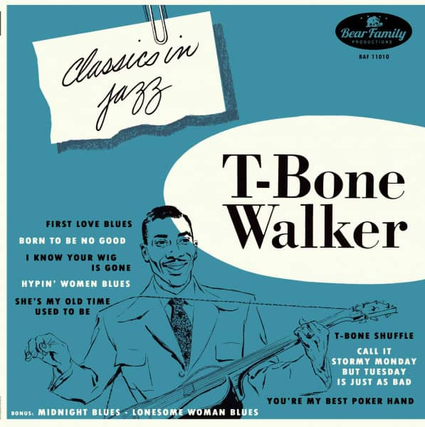 Classics In Jazz (LP, 10inch, Ltd.)