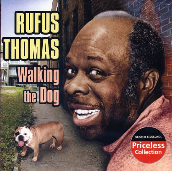 Thomas, Rufus Walking The Dog