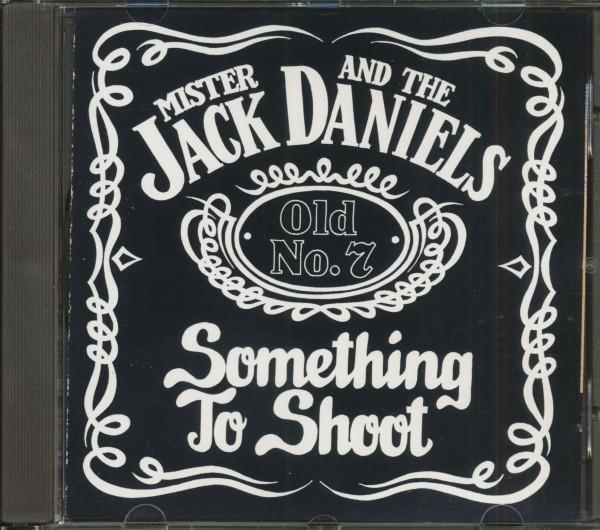 Something To Shoot (CD)