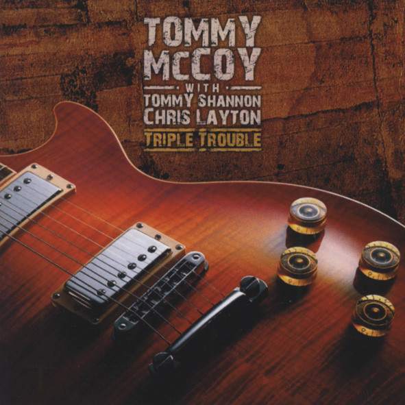 Mccoy, Tommy Triple Trouble