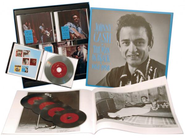 Man In Black 1954-58 Vol.1 (5-CD Deluxe Box Set)