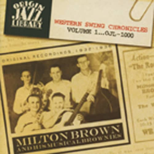 Brown, Milton Milton Brown & His Musical Brownies 1932-36
