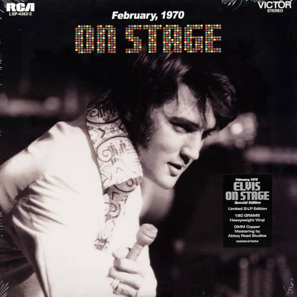 On Stage - Special Edition (2-LP 180g HQ Vinyl)