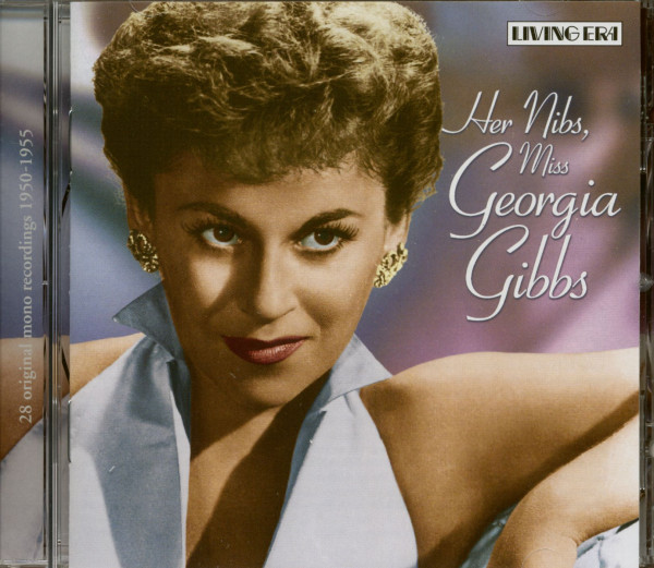 Her Nibs Miss Geogia Gibbs (CD)