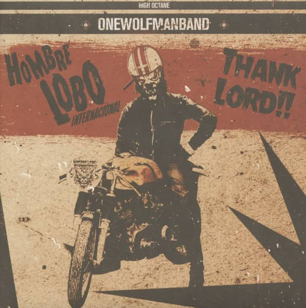 Thank Lord (7inch, 45rpm, EP, PS)