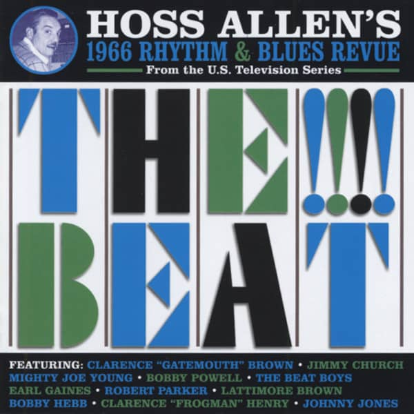 Va Hoss Allen's 1966 TV R&B Revue - The!!!Beat