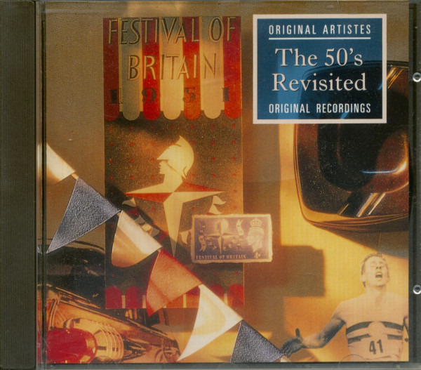 The 50s Revisited (CD)