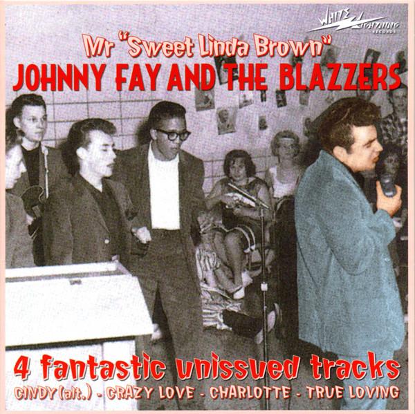 Mr.Sweet Linda Brown 7inch, 45rpm, EP, PS