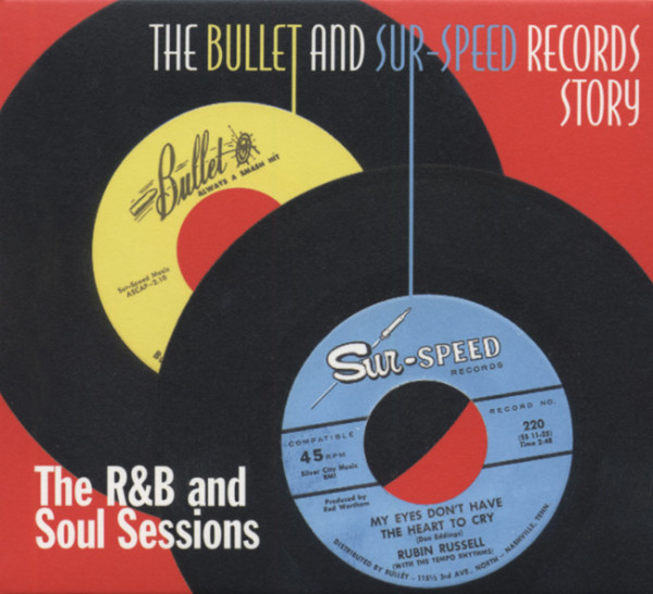 Va Bullet And Sur-Speed - R&B And Soul Sessions