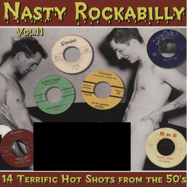 Nasty Rockabilly Vol.11 (Vinyl LP)