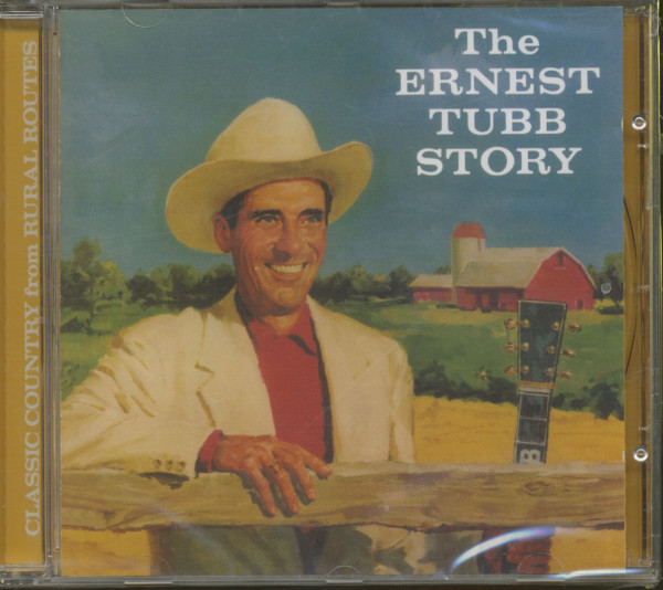 The Ernest Tubb Story (CD)