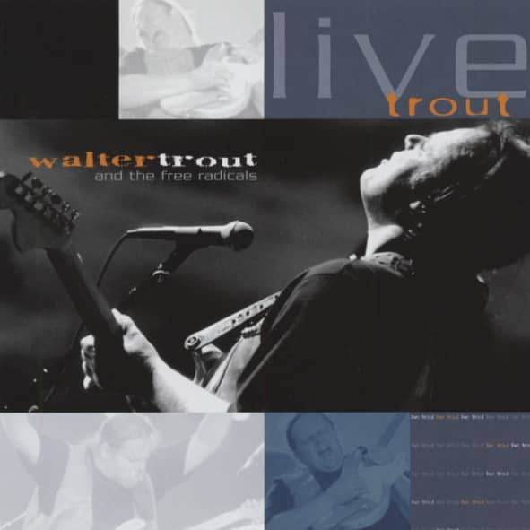 Trout, Walter & The Free Radic Live Trout (2-CD)