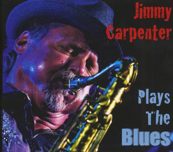 Jimmy Carpenter Plays The Blues (CD)