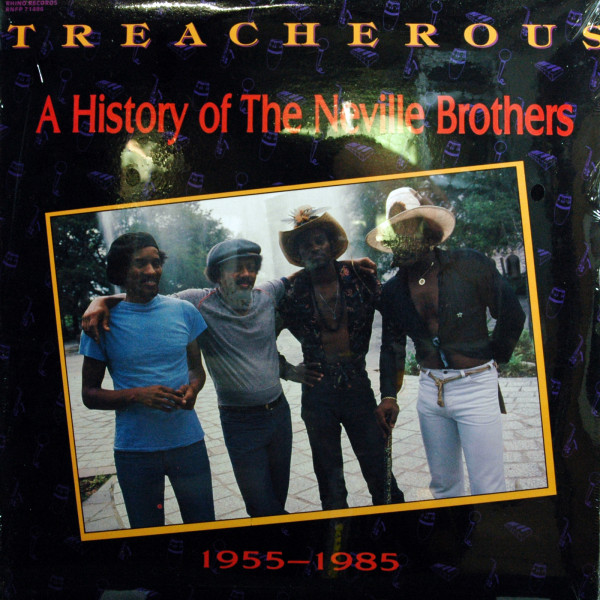 Treacherous: A History Of The Neville Brothers (2-LP)