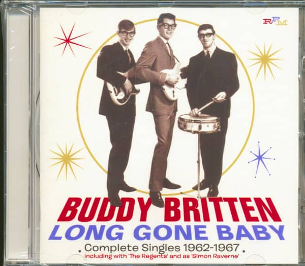 Long Gone Baby - Complete Singles 1962-1967 (CD)