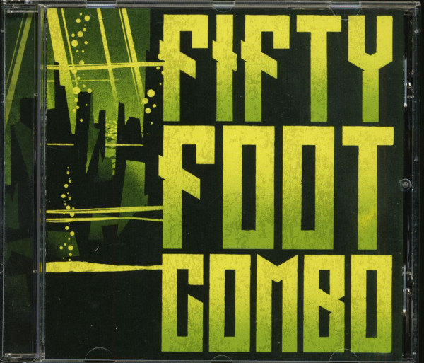 Fifty Foot Combo (CD)