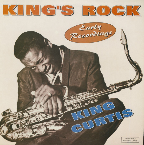 King's Rock - Early Recordings (LP)