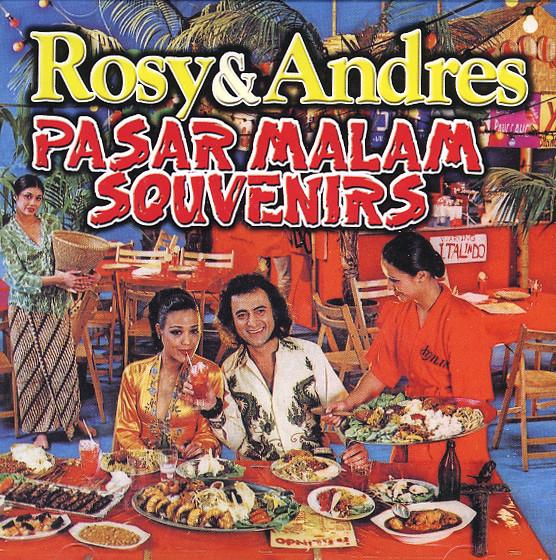 Rosy & Andres Pasar Malam Souvenirs