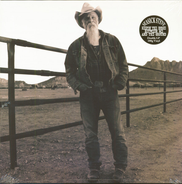 Keepin' The Horse Between Me And The Ground (2-LP, 180g Vinyl)