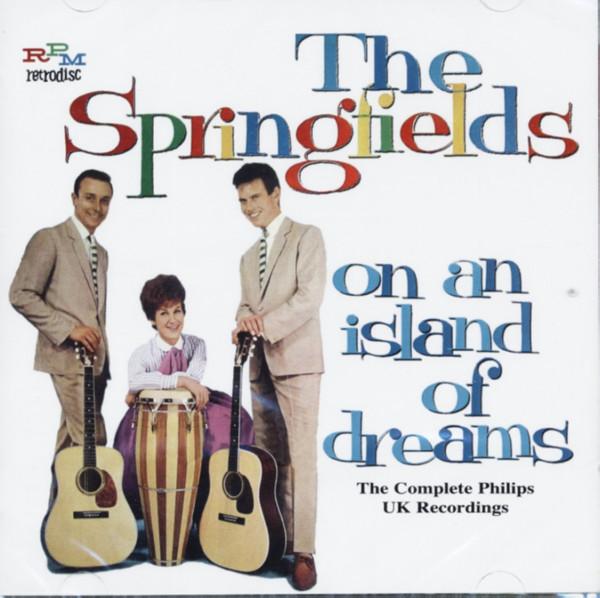 Springfields On An Island Of Dreams (2-CD)