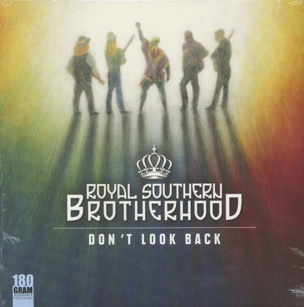 Don't Look Back - The Muscle Shoals Sessions (2-LP, 180g Vinyl)