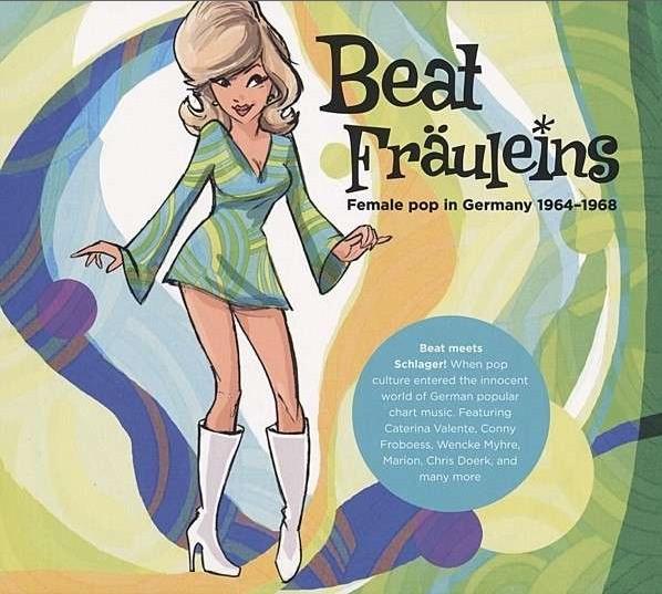 Va Beat Fräuleins - Female Pop In Germany 64-68
