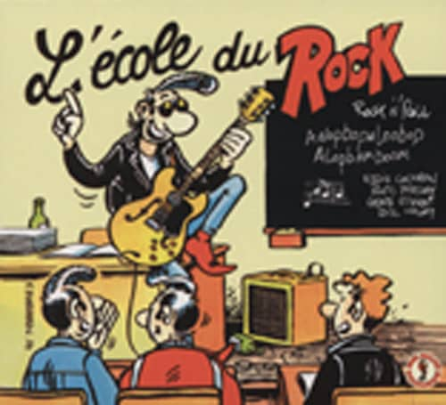 Va L'ecole Du Rock & Roll