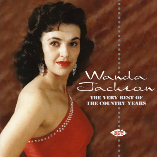 Jackson, Wanda The Very Best Of The Country Years