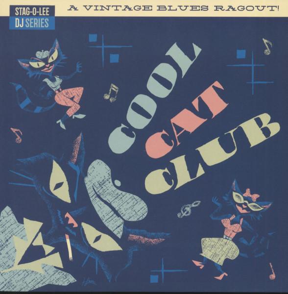 Cool Cat Club - Stag-O-Lee DJ Series Vol.3 (2-LP)