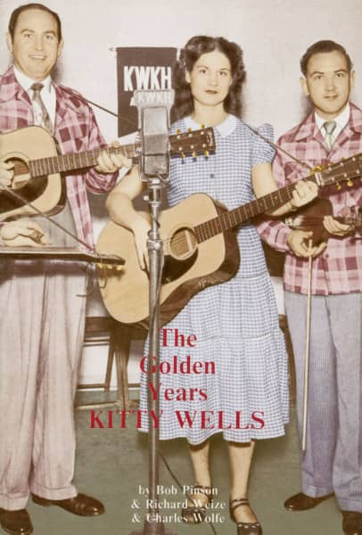 The Golden Years by Bob Pinson & Richard Weize