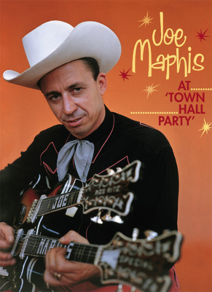 Joe Maphis - At Town Hall Party (DVD) (0)